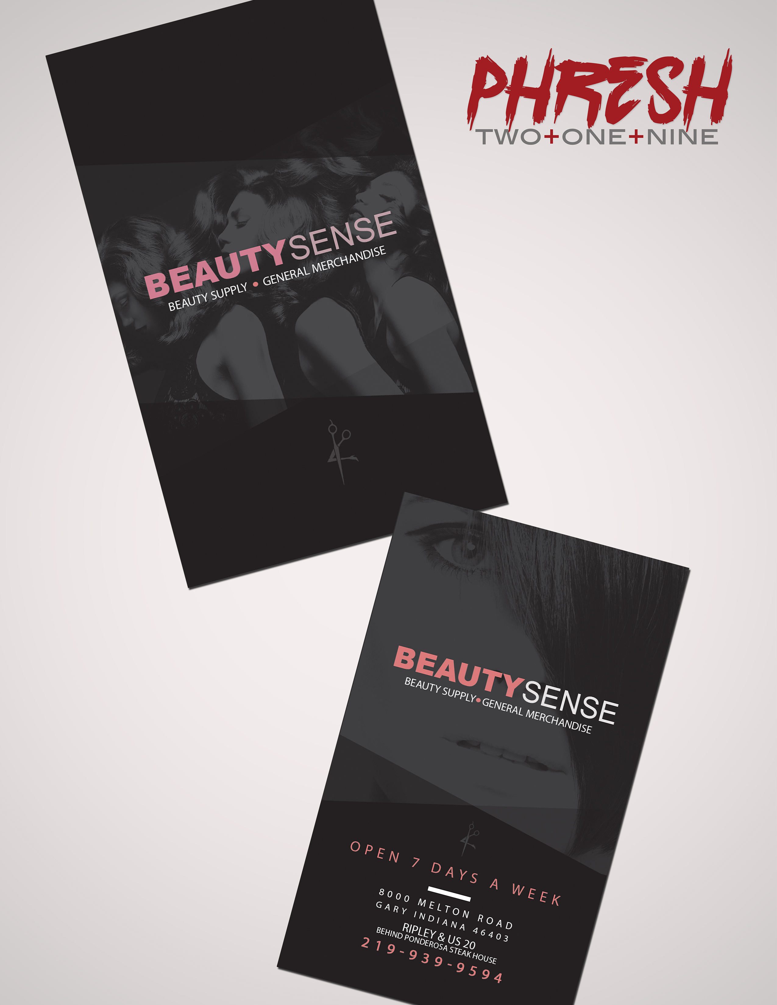 Health beauty fashion design fakulty design fkd corporate branding business card logo web art magicingreecefo Images